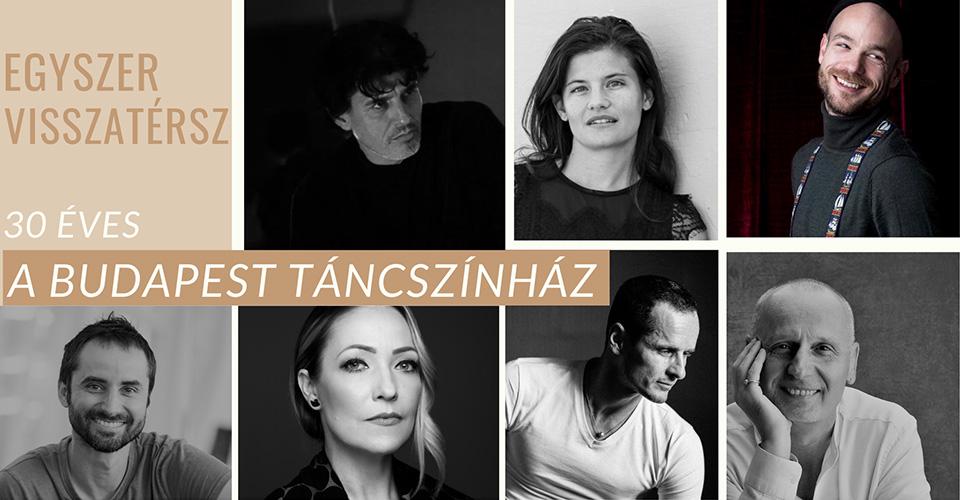 30 éves a Budapest Táncszínház